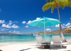 Secret Harbour Beach Resort - Saint Thomas Island - Ranta