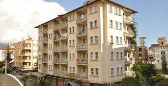 納西斯公寓飯店 - 阿蘭亞 - 建築