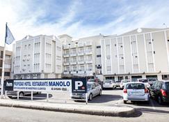 Manolo - Cartagena - Rakennus