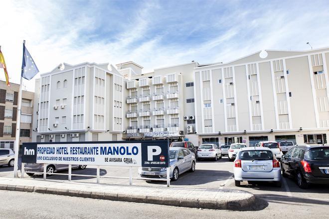 Manolo - Cartagène - Bâtiment