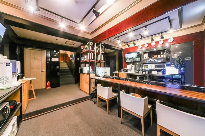 Apple House Mini Hotel - Gyeongju - Bar