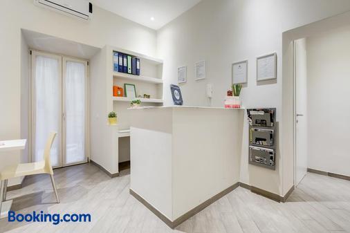 Vaticano 38 Suites - Rome - Front desk