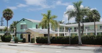Holiday House Motel - Palm Beach - Gebäude