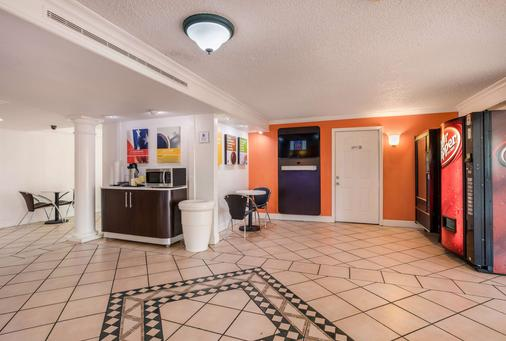 Motel 6 Beaumont Tx - Beaumont - Phòng ăn