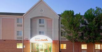 Sonesta Simply Suites Salt Lake City - Salt Lake City - Building