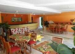 Hotel Canto da Riviera - Bertioga - Restaurant