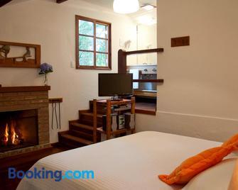 Pousada Casa Bonita - Visconde de Maua - Bedroom