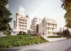Hotel Trofana Wellness & Spa - Мєндзиздроє - Building