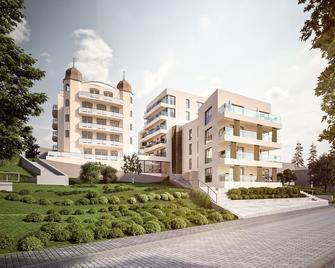Hotel Trofana Wellness & Spa - Międzyzdroje - Gebäude