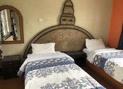 Nirvana Peace Home - Kathmandu - Bedroom