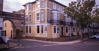 The Embassy Hotel - Great Yarmouth - Edificio