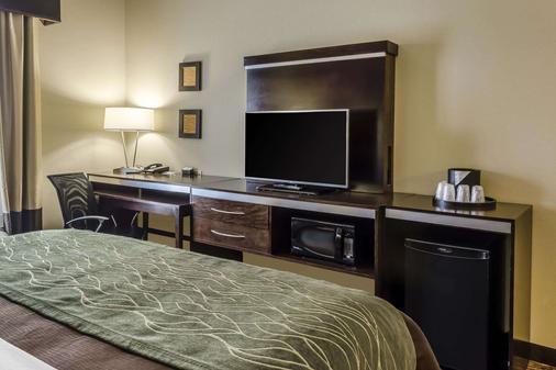 Comfort Inn & Suites - Dothan - Bedroom