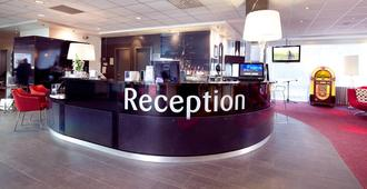 Clarion Collection Hotel Grand Olav - טרונדהיים - דלפק קבלה