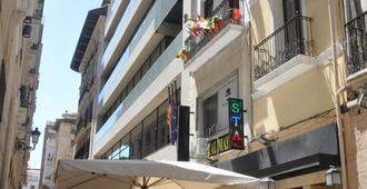 Hostal Mayor - Alicante - Edificio