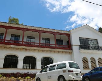 Hotel Hospederia Boutique El Libertador - Zipaquirá - Edificio