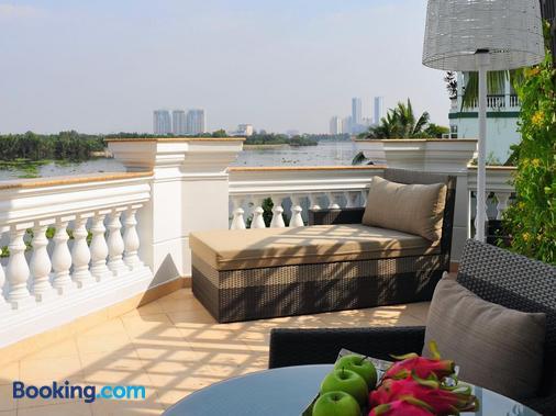 Villa Song Saigon - Ho Chi Minh City - Balcony