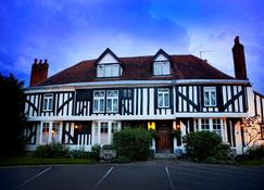 Marygreen Manor Hotel - Brentwood - Building