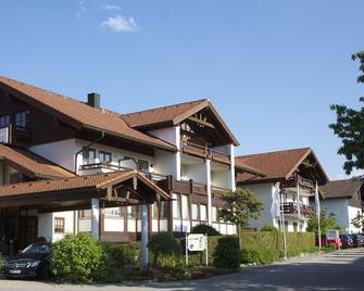 Concordia Wellnesshotel & Spa - Oberstaufen - Building