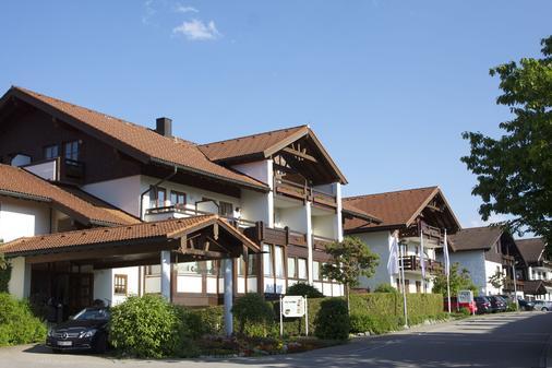 Concordia Wellnesshotel & Spa - Oberstaufen - Rakennus