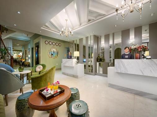 Essence d'Orient Hotel & Spa - Hanoi - Front desk