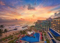 阿馬里加樂酒店 - 加爾 - 加勒 - 建築