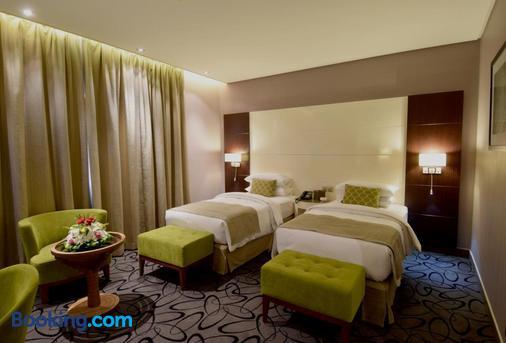 Hayat Heraa Hotel - Jeddah - Bedroom