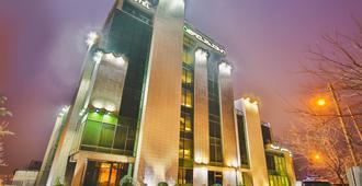 多拉寶裡酒店 - 第比利斯 - 建築