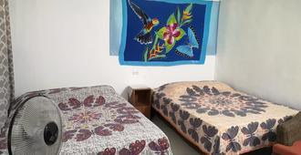 Blue Morfo House - Manuel Antonio - Schlafzimmer