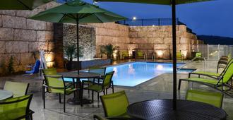 Springhill Suites By Marriott San Antonio Northwest At The Rim - סן אנטוניו - בריכה