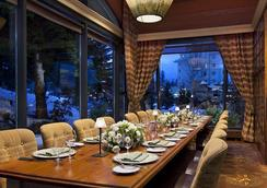 Fairmont Château Whistler - Whistler - Dining room
