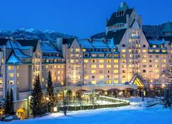 Fairmont Château Whistler - Whistler - Bygning
