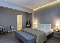 The Hygge Lisbon Suites - Picoas - Lissabon - Schlafzimmer