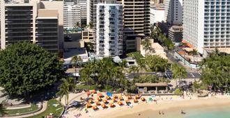 Aston Waikiki Circle Hotel - Honolulu - Playa