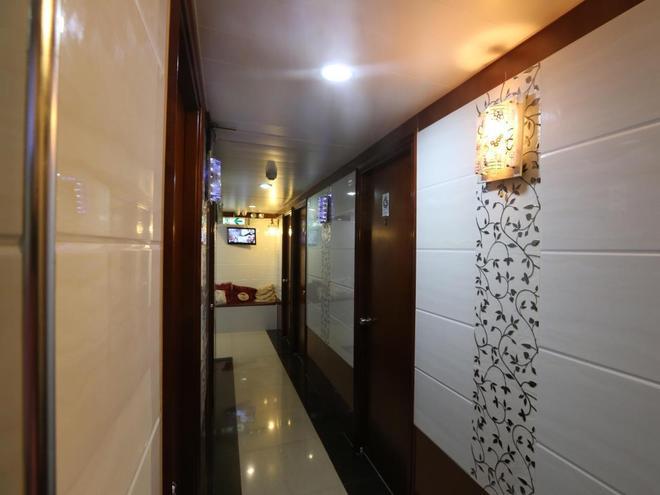 士多啤梨賓館 - 香港 - 門廳