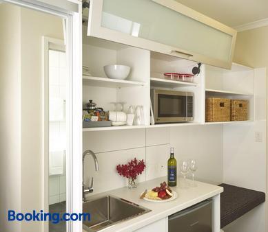 Parkview Motor Inn - Wangaratta - Kitchen