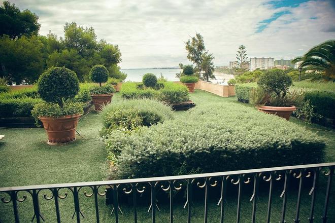 Thalasso Hotel El Palasiet - Benicàssim - Näkymät ulkona