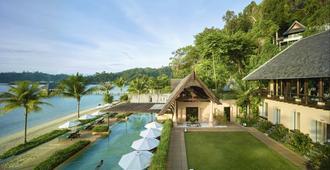 Gaya Island Resort - Kota Kinabalu - Θέα στην ύπαιθρο
