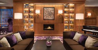 Sheraton Zagreb Hotel - Zagreb - Lounge