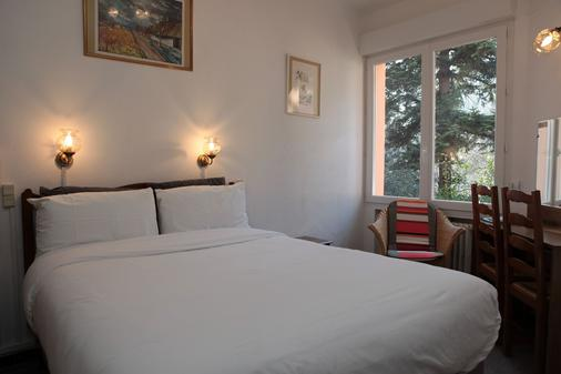 Auberge Les Gorges du Loup - Tourrettes-sur-Loup - Schlafzimmer