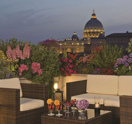 Atlante Star Hotel - Rom - Bar