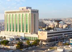 Crowne Plaza Amman - Ammán - Vista del exterior