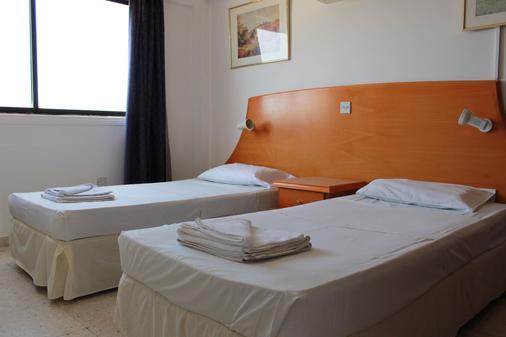 Florea Hotel Apartments - Ayia Napa - Makuuhuone