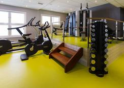 Clarion Collection Hotel Plaza - Karlstad - Gym