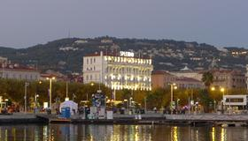 Hotel Splendid Cannes - Κάννες - Θέα στην ύπαιθρο