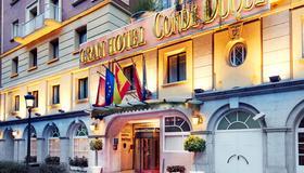Sercotel Gran Hotel Conde Duque - Madrid - Byggnad