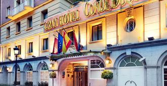 Sercotel Gran Hotel Conde Duque - Madrid - Building