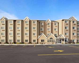 Microtel Inn And Suites Sayre Pa - Sayre - Edificio