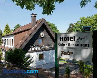 Hotel Peiler Garni - Ізерлон - Building