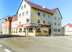 Hotel Gasthof Rose - Günzburg - Bygning