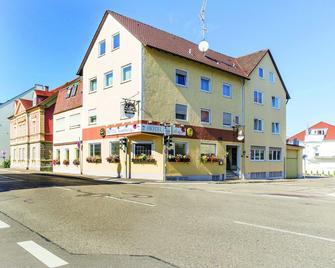 Hotel Gasthof Rose - Günzburg - Building